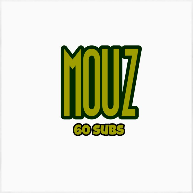 Mouz Limited Time 60 subs gold shirt