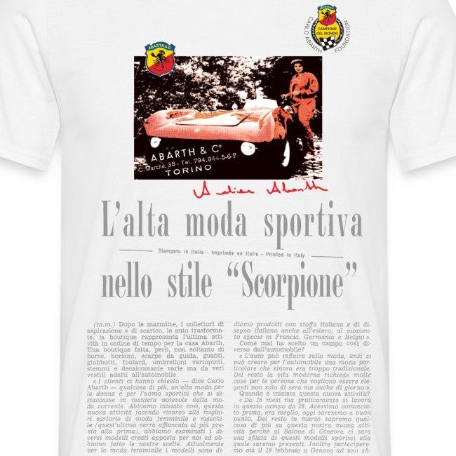 """""""L' alta moda sportiva"""" by Anneliese Abarth"""