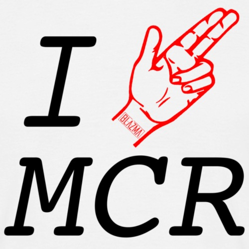 I Gunfinger MCR Black Red