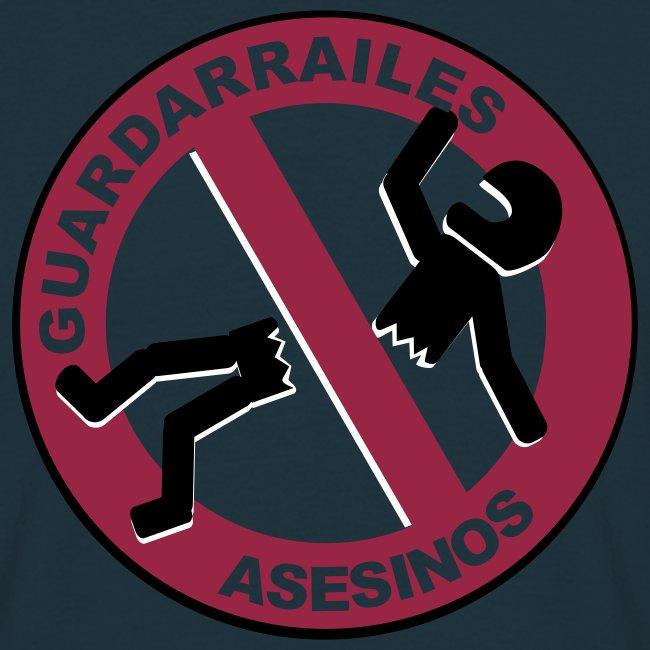 Guardarrailes asesinos