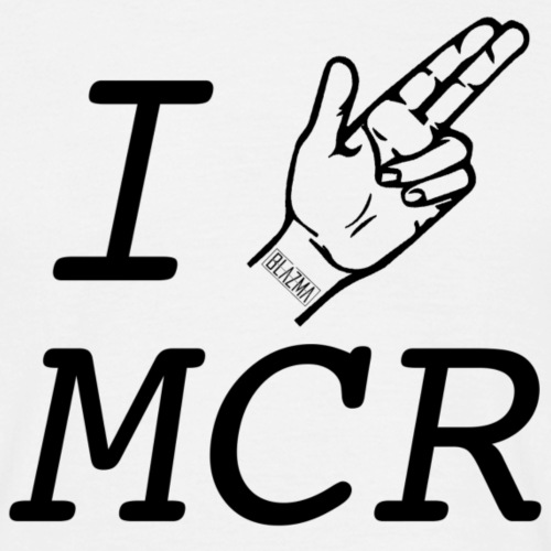 I Gunfinger MCR Black