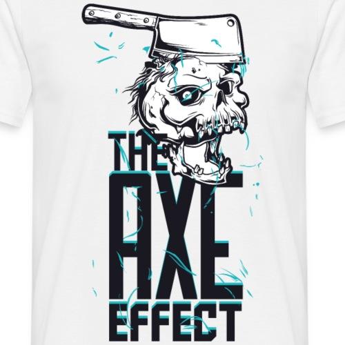 Axe Effect - Männer T-Shirt