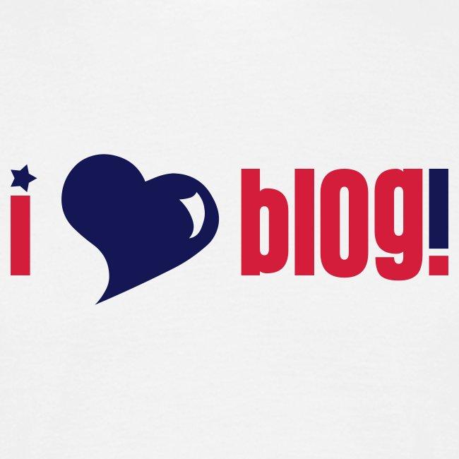 I love blog!