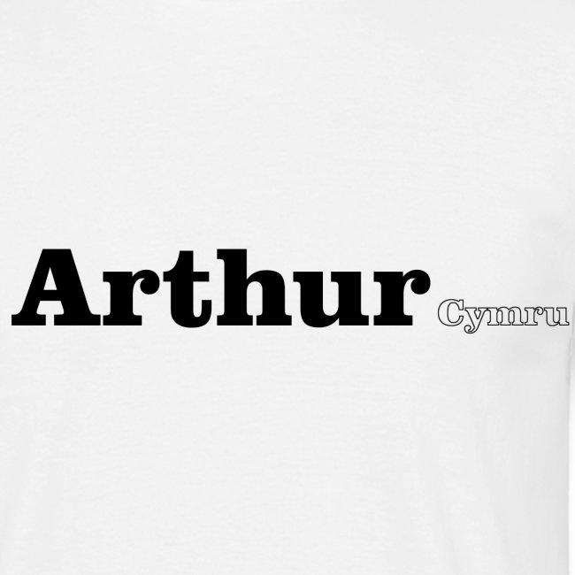 arthur cymru black
