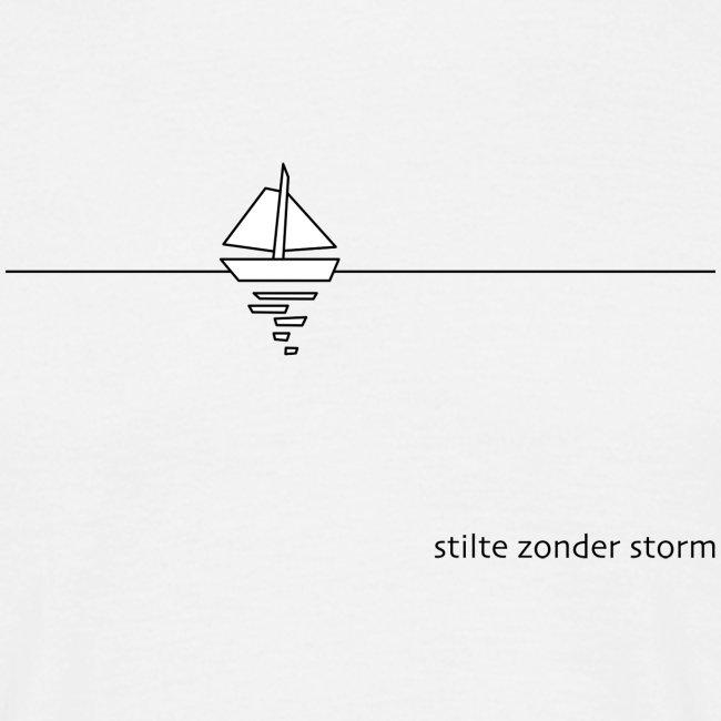 stilte zonder storm