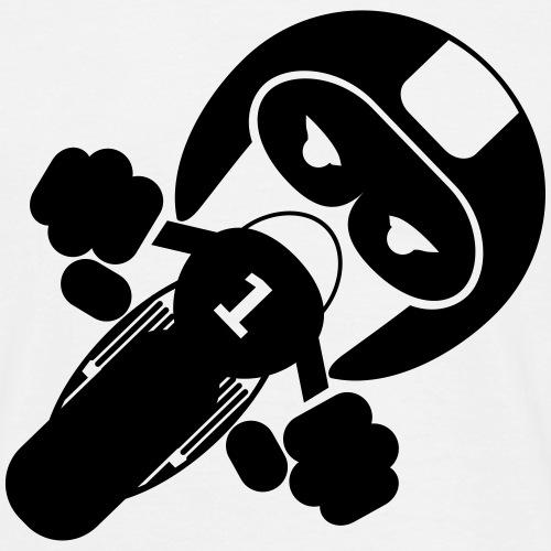Motorcycle Racing - Men's T-Shirt