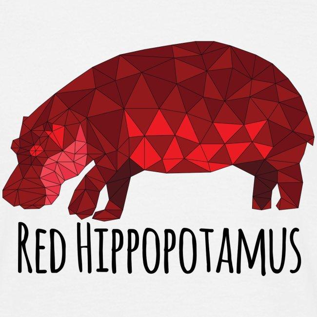 Red Hippopotamus