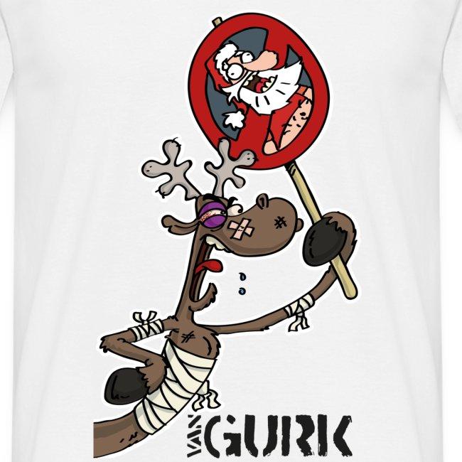 VAN GURK FLitzer mit VAN GURK Logo schwarz