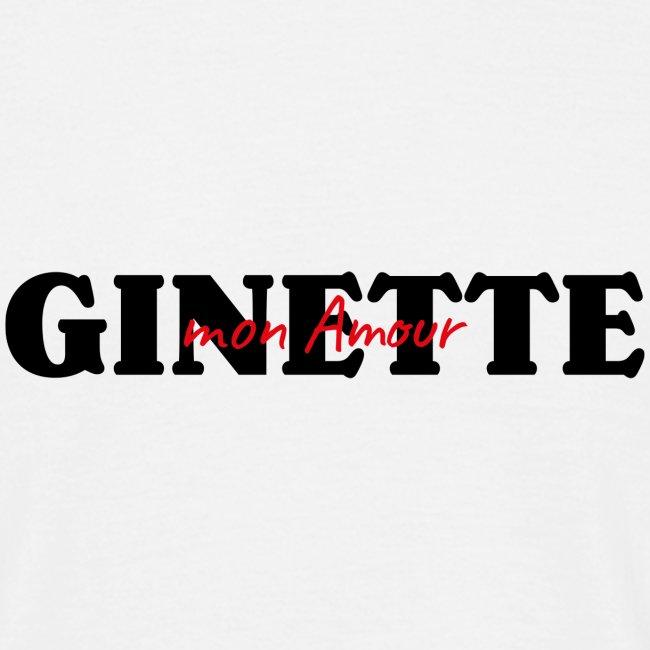 Ginette mon Amour