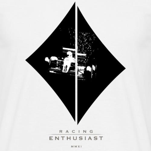 Racing Enthusiast - Männer T-Shirt
