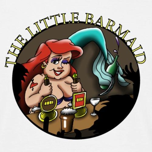 The Little Barmaid - Men's T-Shirt