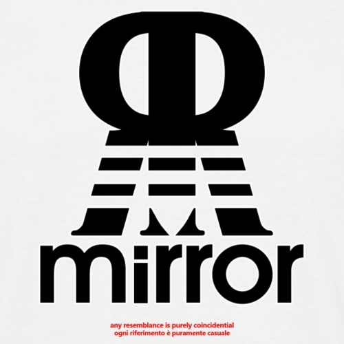 """Mirror """"purely coincidential"""" /\D D/\S style"""