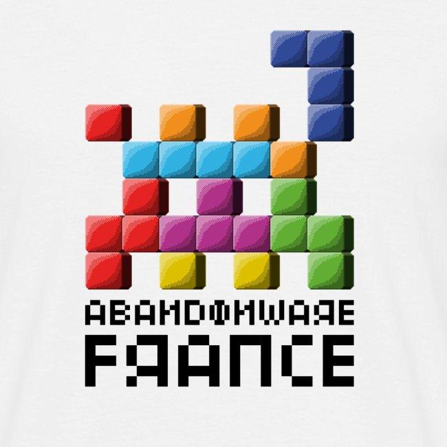 Logo Style Tétris