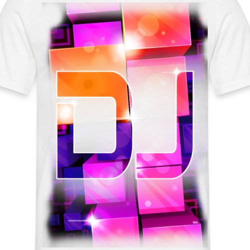 DJ by Florian VIRIOT - T-shirt Homme