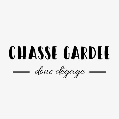 Chasse Gardée Donc Dégage - T-shirt Homme