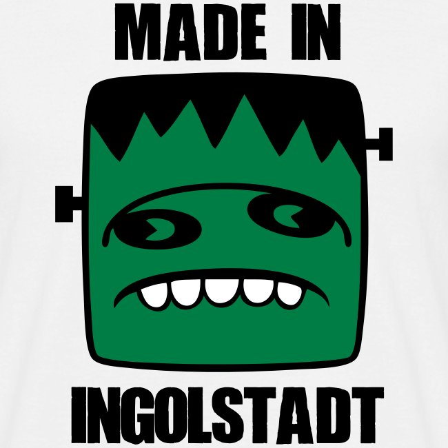 "Fonster ""made in Ingolstadt"""