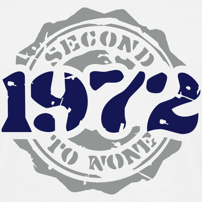 1972 Second to None
