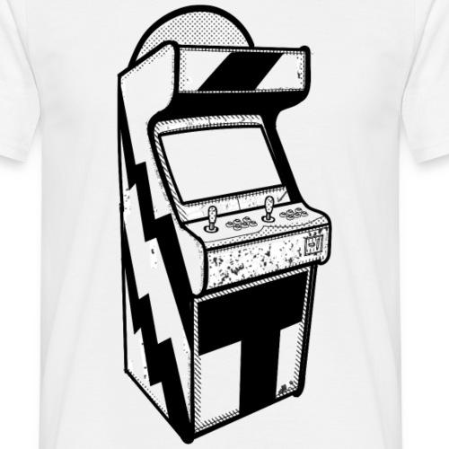 maquina petacos - T-shirt Homme