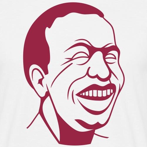 Funny Face - Männer T-Shirt