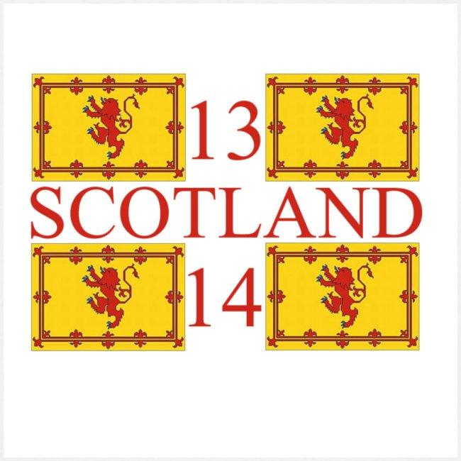 Scotland 1314