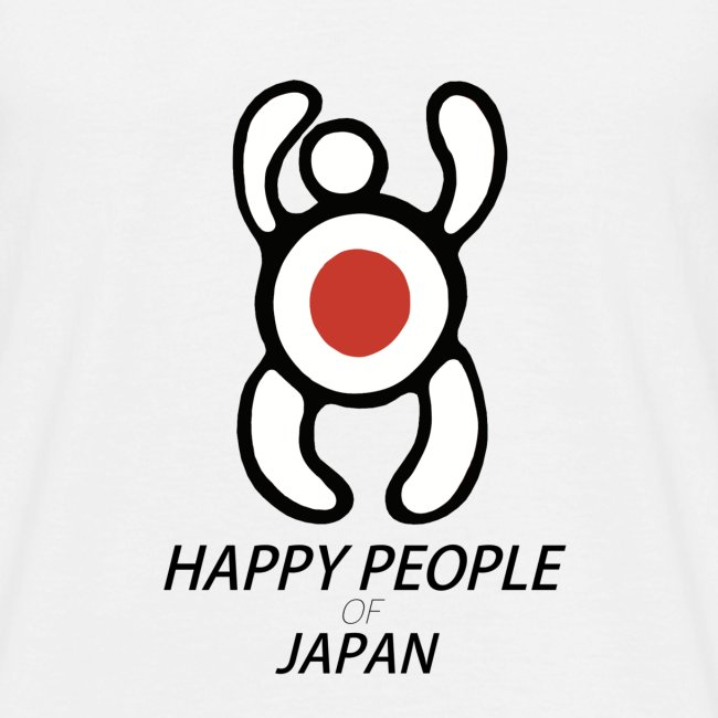 Happy People of Japan