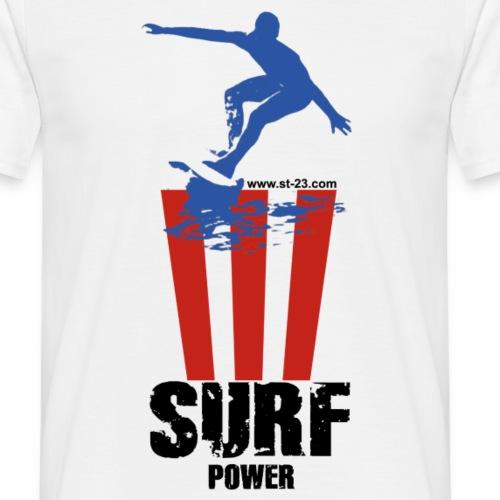 surf st23 - Men's T-Shirt