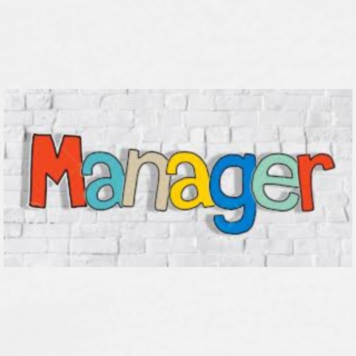 manager - Herre-T-shirt