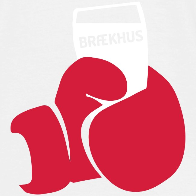 Boxing glove with beer