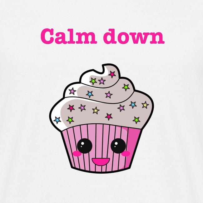 Calm Down Cupcake