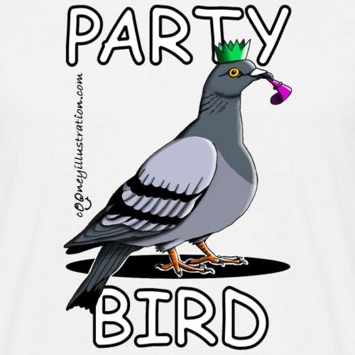 Party Bird - Men's T-Shirt