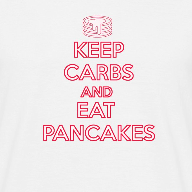 KEEP CARBS AND EAT PANCAKES