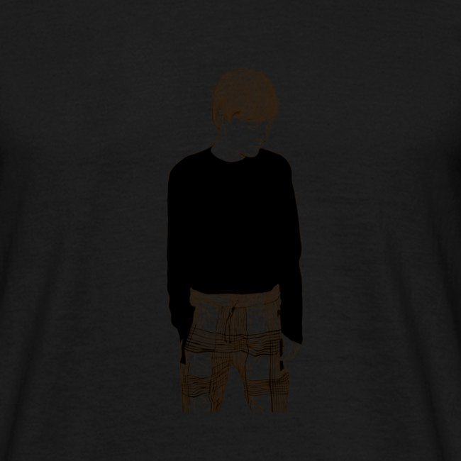 LT silhouette print