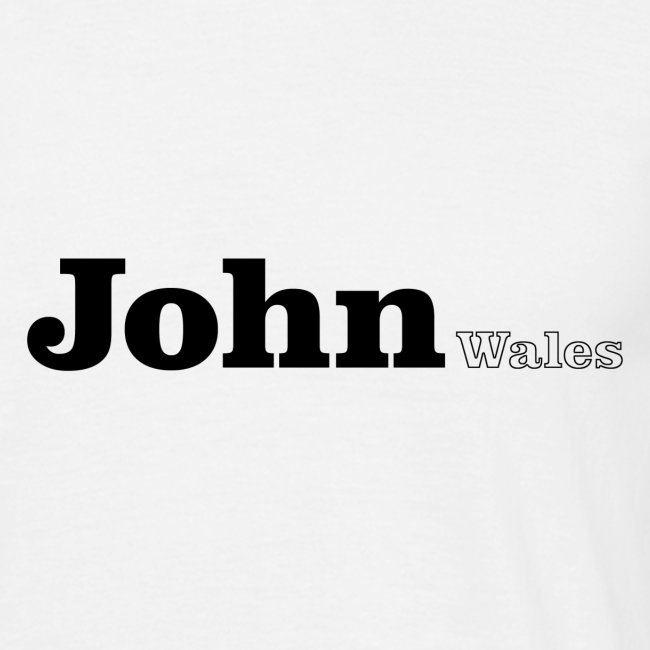 john wales black