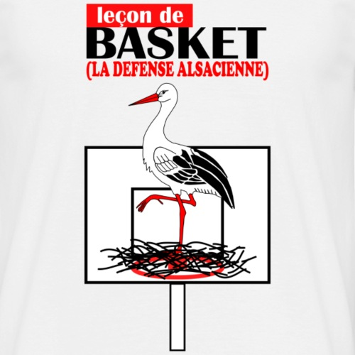 Defense alsacienne 2019 - T-shirt Homme