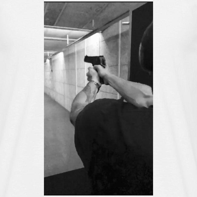 desert eagle gunshot