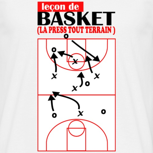 Press tout terrain 2019 - T-shirt Homme