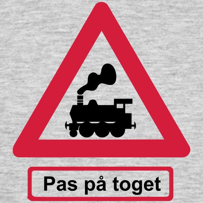 Pas på toget