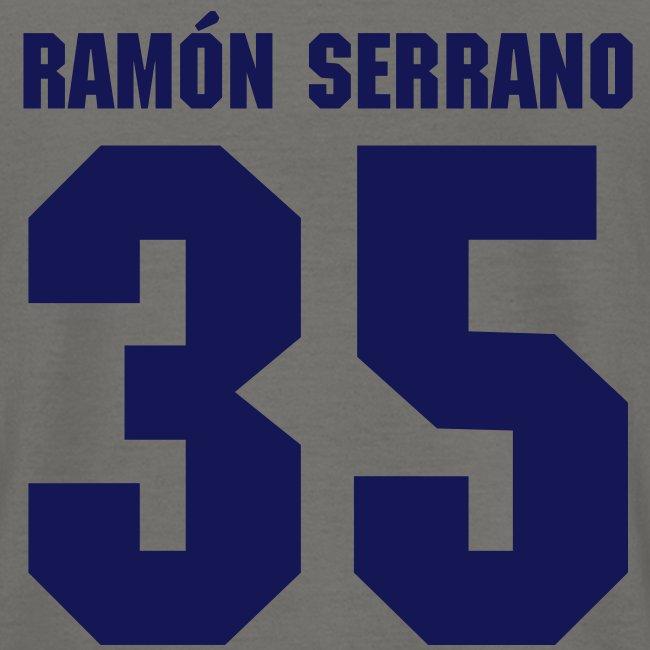 Ramon Serrano fronte