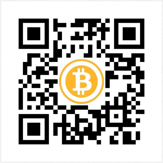 Bitcoin QR game