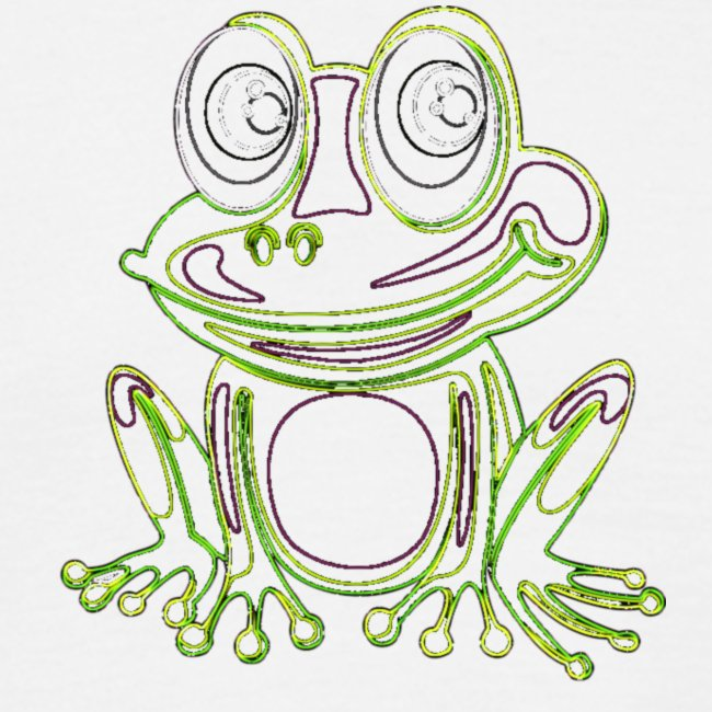 Frog Says png