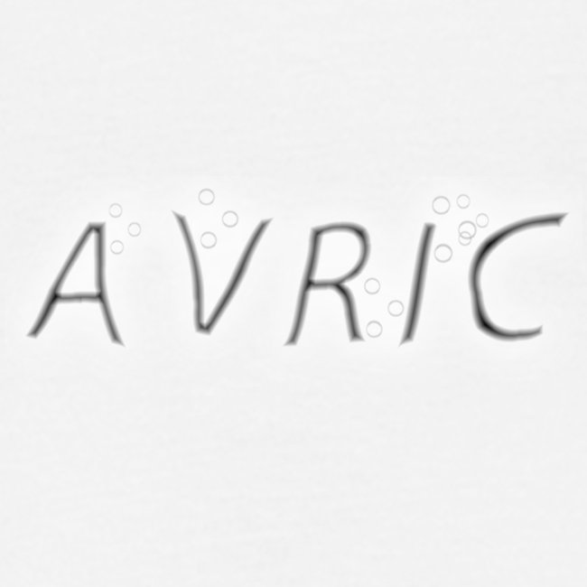 avric kids text png