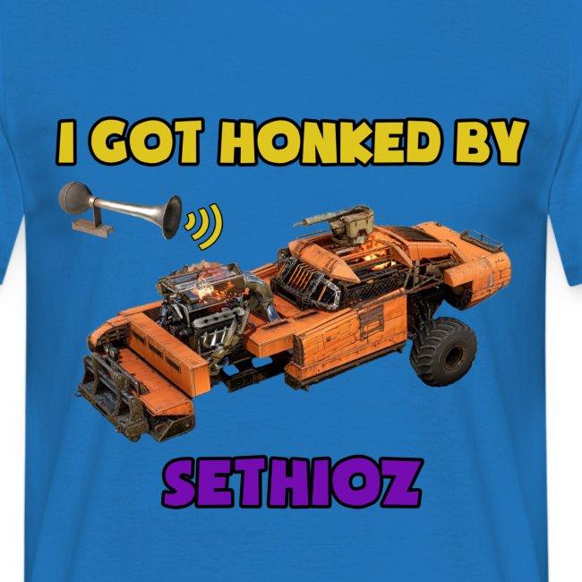 I got Honked by Sethioz