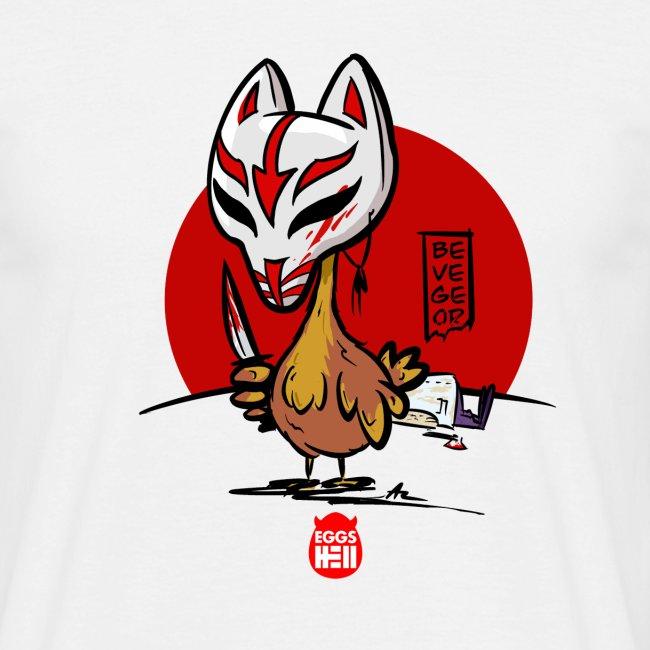 BeVegeOr ... chickenwar
