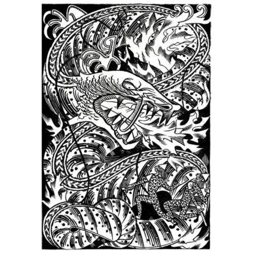 Snake - Maglietta da uomo