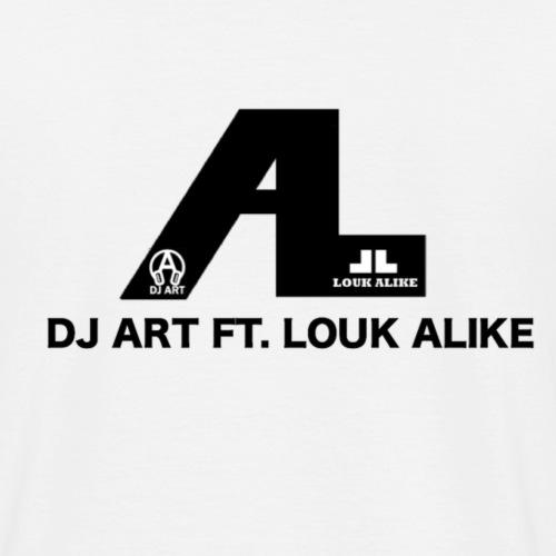 DJ Art ft. Louk Alike (lichte pull-kleuren)