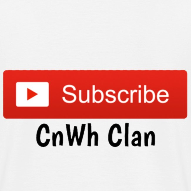 Subscribe CnWh Clan Merch