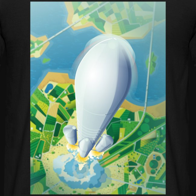 Ariane 6 - Leaving Earth - By Mr.fro_man