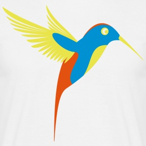 humming-bird - Men's T-Shirt