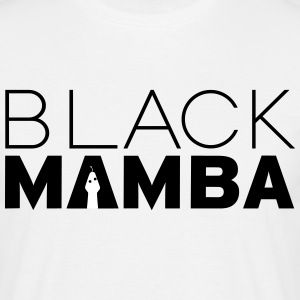 Black Mamba - Men's T-Shirt