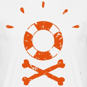 Pirate Rescue - Herre-T-shirt